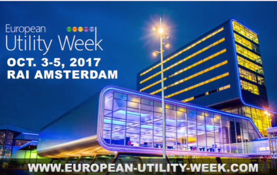 Be a part of the BEAMA UK Pavilion - European Utility Week