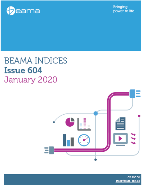 BEAMA Indices