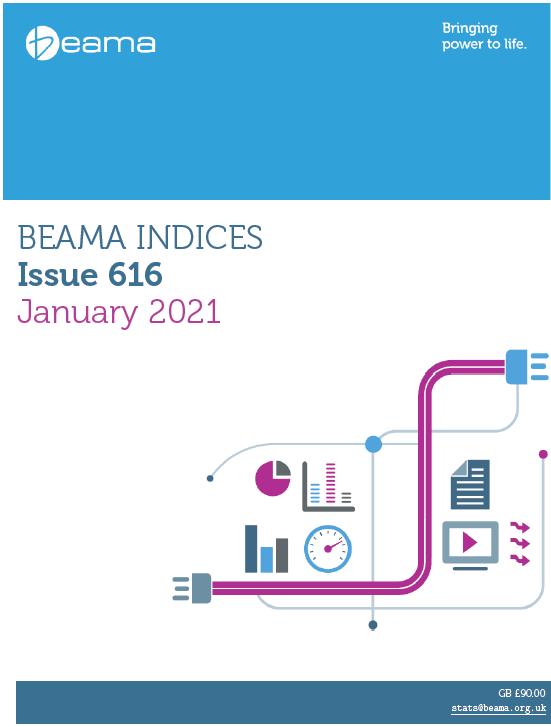 BEAMA Indices 615
